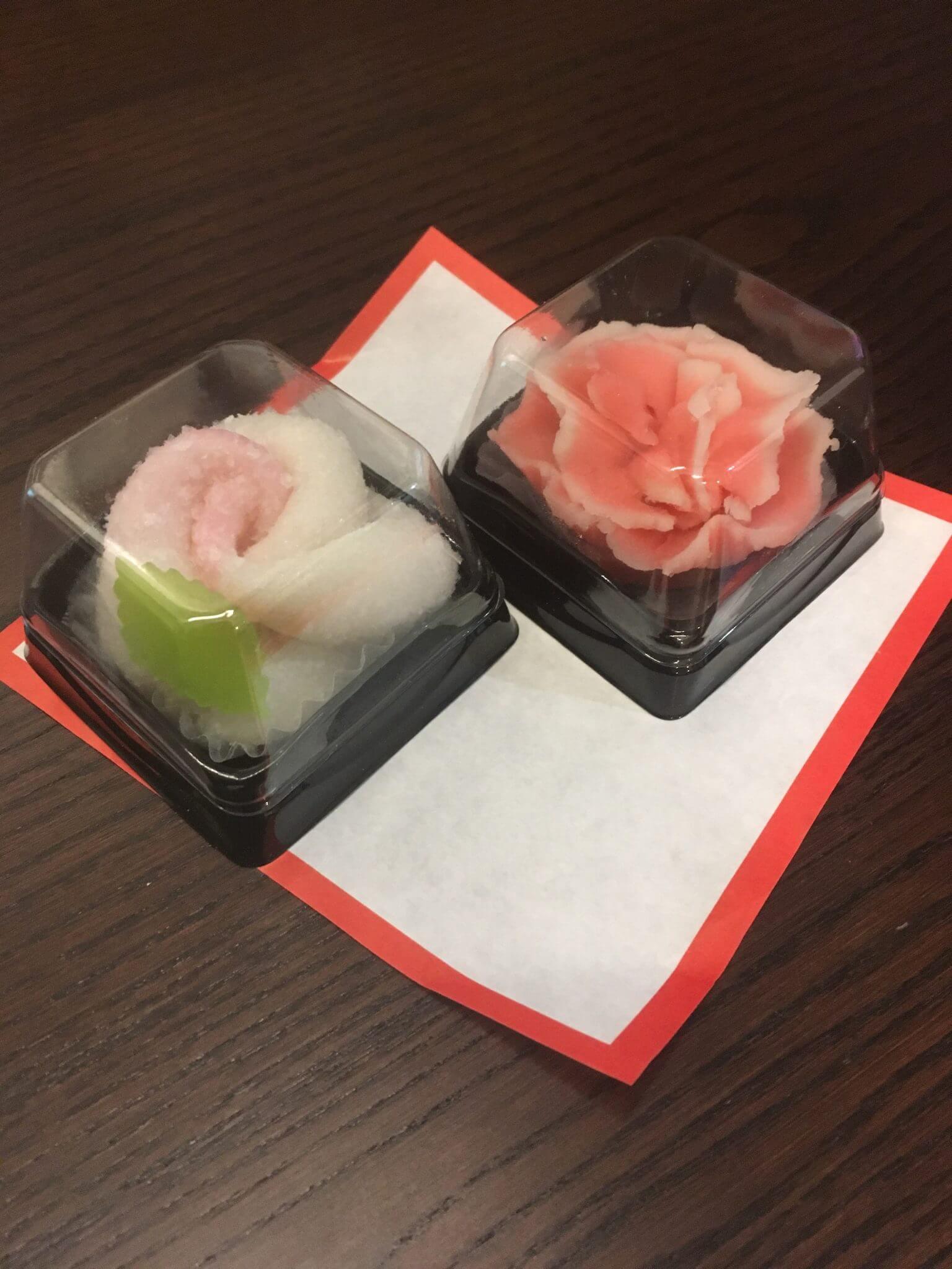 母の日プレゼントに!和菓子埼玉南雲さんで母の日セットを買ってきた!