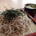 イトーヨーカドー三郷店内のあげてんやさんで天ぷらせいろそばが半額に!