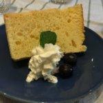 至福のひと時。八潮にあるcafe kissaさんでふわふわシフォンケーキとランチを食べてきました