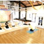 松井産業さんの健康ヨガ教室に参加してみませんか?