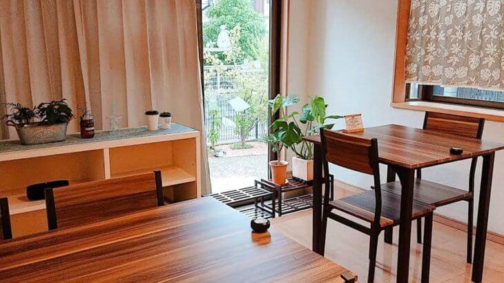 おうちcafe anela~アネラが戸ヶ崎 香取神社近くにオープン