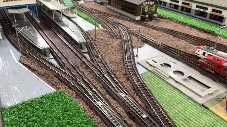 三郷中央におどりプラザで「鉄道模型ジオラマ展」が開催されます