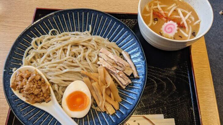 とろみらーめん 未来る夢 ~mikurumu~でみそつけを食べてきたよ